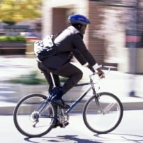 Walking or Cycling to Work Reduces Stress Levels: Study