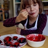 Baking With Blood: Homemade Halloween Treats