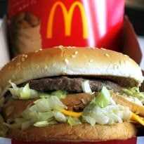 McDonald's Explains Why Its Burgers May Not Rot