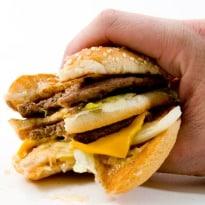Fatty Foods Harm Men More Than Women