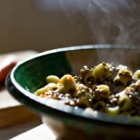 Eat (Lentils) as the Romans do