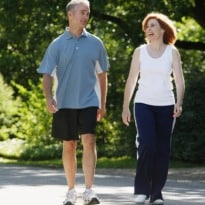 The Way You Walk May Affect Your Mood