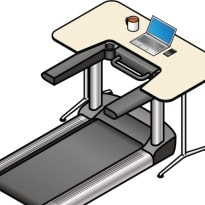 The Latest Health Trend - Walking Workstations