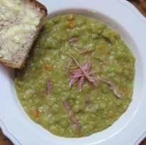 How to Make the Perfect Pea and Ham Soup