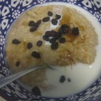 How to Make Apple and Cinnamon Porridge - Recipe