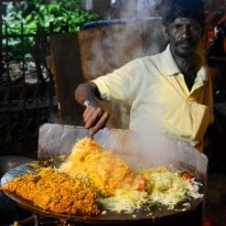The Discovery of Chennai's Most Unusual Street Food