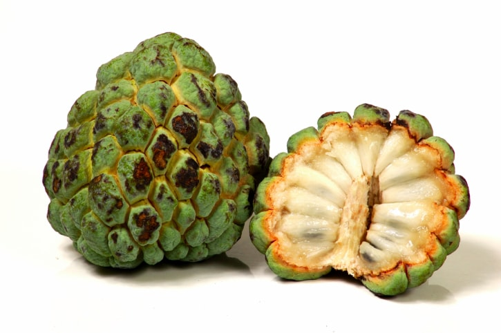 Picture Of Sugar Apple