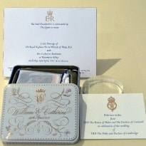 A Royal Ripoff: A Three-Year-Old Slice of Cake Could Fetch a Few Thousand Dollars!