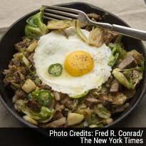 Turkey Hash Is a Great Thanksgiving Leftovers Dish