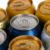 Drinking from Cans Could Shoot Up Your Blood Pressure