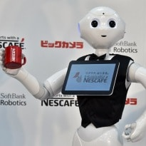 1,000 'Cheeky and Chatty' Robots to Sell Espresso Machines in Japan