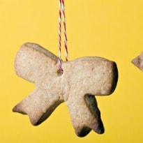 Make Your Own Christmas: Recipe for Jack Monroe's Tree Biscuits