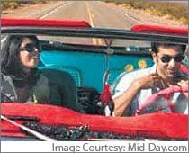 Ranbir, Priyanka in Las Vegas