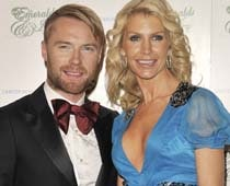 Ronan Keating saves marriage after cheating scandal