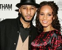 Alicia Keys weds Swizz Beatz