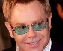 Elton John blasted for singing at right wing wedding