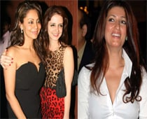 Sussanne Roshan played peacemaker between Gauri and Twinkle