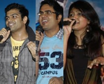 Indian Idol finalists headed for Bollywood