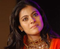 Kajol's godbharai on birthday