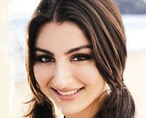 'Soha Ali Khan waxing MMS scandal' a dud