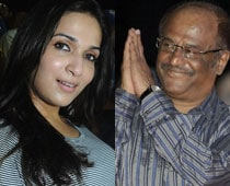 Rajini requests fans not to attend daughter's wedding
