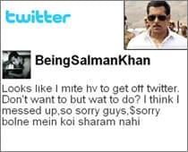 Salman Khan on 26/11 comments: I think I messed up, so sorry
