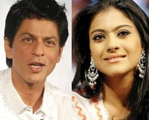 SRK tweets about Kajol's new baby boy