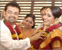 Kavya Madhavan files joint petition with husband for divorce