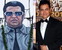 Aamir Khan wants to watch Rajni's Robot