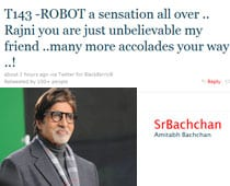 Rajinikanth to hold special <I>Robot</I> screening for Bachchans