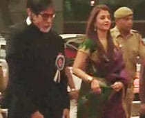 Big B receives standing ovation at National Film Awards function