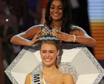 Miss US crowned Miss World 2010