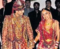 Vivek Oberoi's Bangalore Wedding