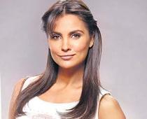 Lara Dutta launches yoga CDs