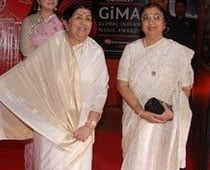 Mangeshkar sisters to be awarded Tana-Riri Sangeet award