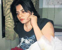 Raja Chaudhary arrested for beating girlfriend