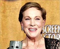 Julie Andrews, Dolly Parton to get lifetime Grammys