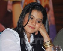 Kajol works out to get back in shape, post pregnancy