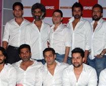 Sohail's team ready for Celebrity Cricket League