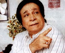 Kader Khan to be back on small screen
