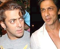 SRK vs Salman at Filmfare: And the winner will be?