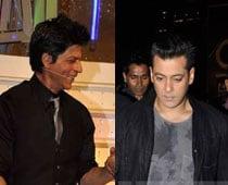 Salman avoids SRK at Star Screen Awards