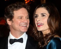 Marriage is like a marathon: Colin Firth