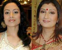 TV Bahus Juhi-Gauri Swap Lives