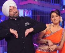 Rishi, Madhuri set the stage on fire
