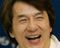 I am not dead: Jackie Chan