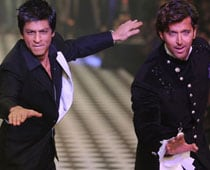 Hrithik Snubbed From SRK's Bash?