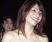 Birthday Time For Tanisha Mukherjee