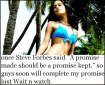 I Will Keep My Promise: Poonam Pandey