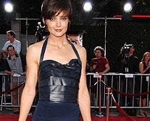 Katie Holmes Hires Step Daughter For Fashion Line